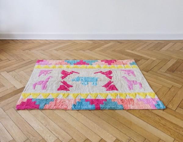 Minividuals Teppich rechteckig 120 x 170 cm
